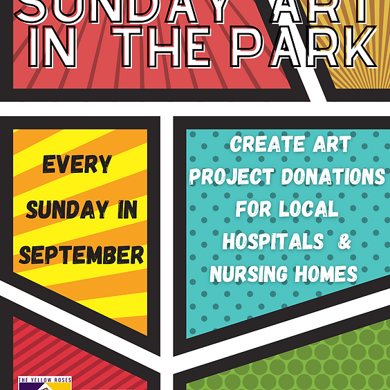 Sunday Art in the Park