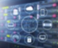 IT-Netzwerkes, Zeichnung Layer 3, IT Cloud