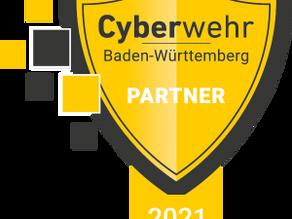 Die iternas GmbH ist Mitglied der Cyberwehr in Baden-Würtemberg!