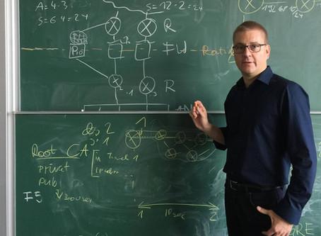 iternas unterstützt die Hochschule Esslingen