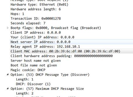 Warum können bei IPv6 und einem DHCP-Server keine MAC-Hardware-Adressen als Filterkriterium ...