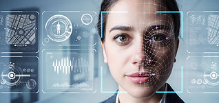 Authentication by facial recognition con