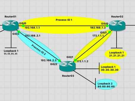 OSPF für IPv4 im LAN und WAN (Teil 1)