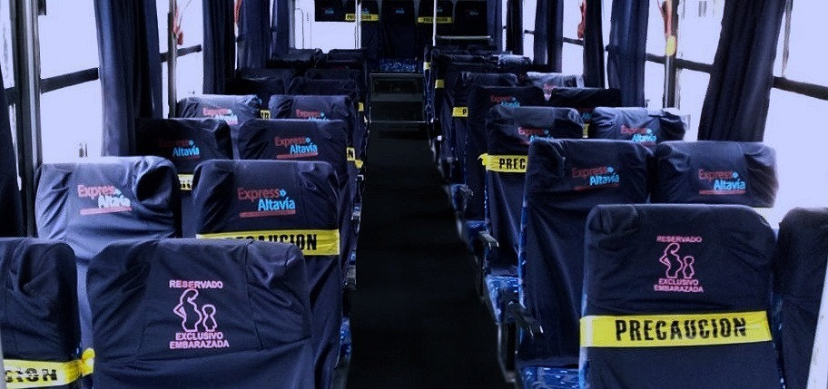 Protocolo de COVID 19 transporte de personal