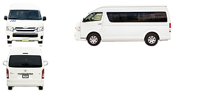 HIACE Monterrey Express Altavía Transporte de Personal