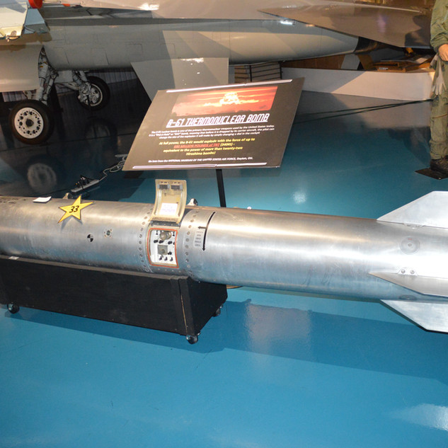 B61 Thermonuclear Bomb