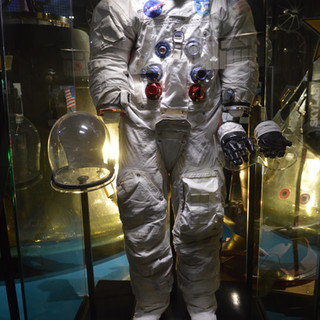 Apollo 10 Flown Space Suit