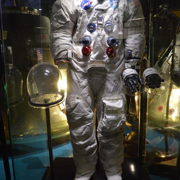 Apollo 10 Flown Space Suit