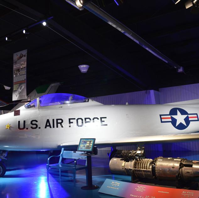 F-86 Sabre Fighter