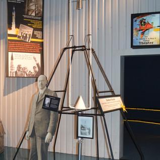 Goddard Rocket