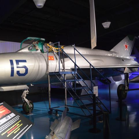 MiG-21R Fishbed