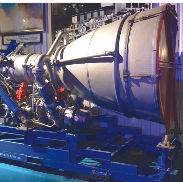 NK-33 Rocket Engine