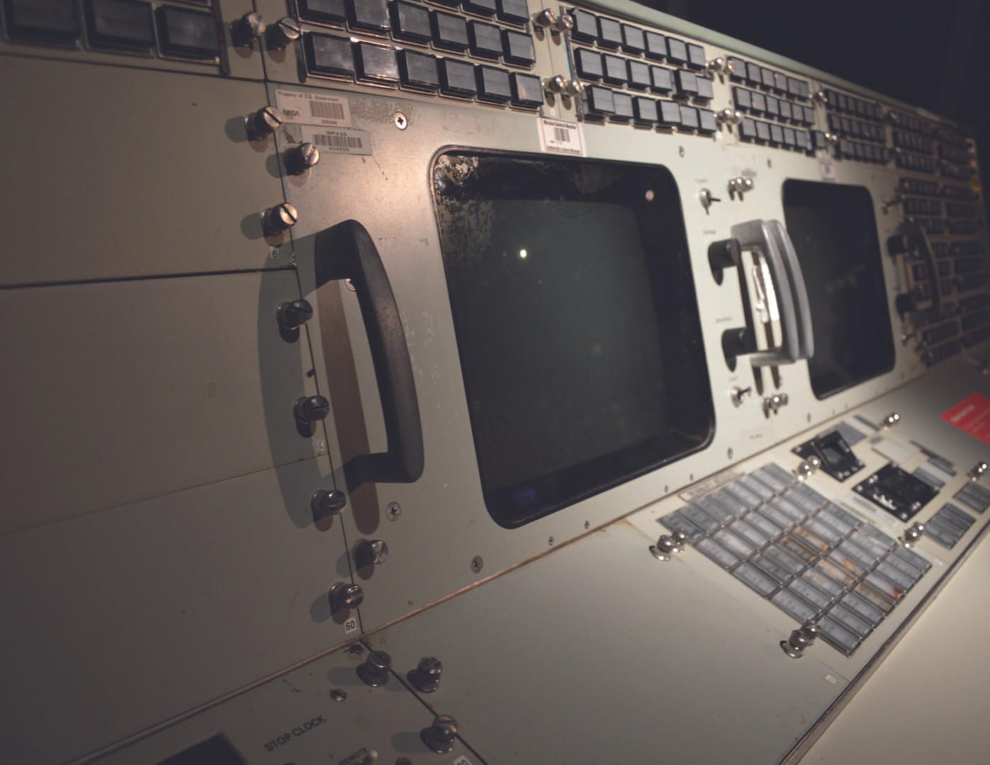 Apollo Mission Control Console
