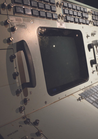 Apollo Mission Control Console