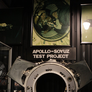 Apollo-Soyuz Docking Ring