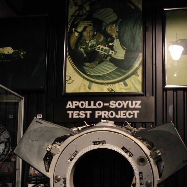 Apollo-Soyuz Docking Ring