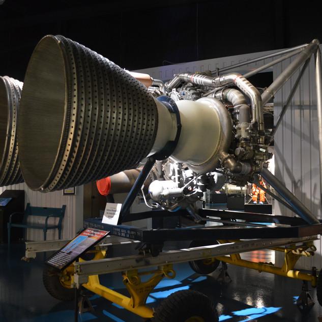 LR87 Rocket Engine
