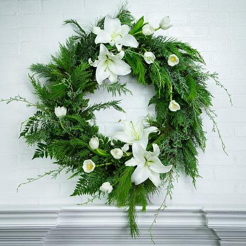 Timeless Memories Wreath