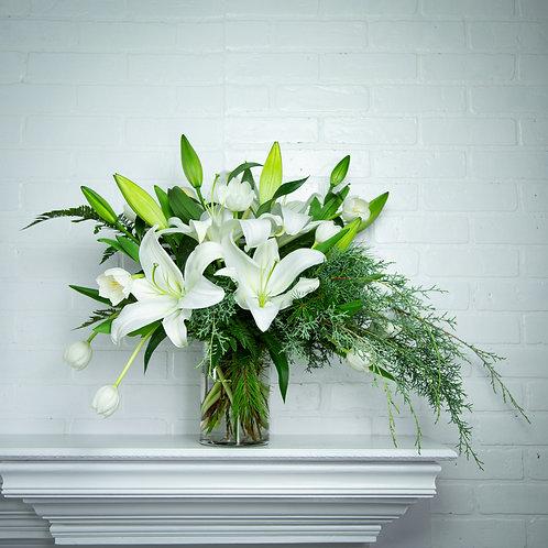 Timeless Memories Vase