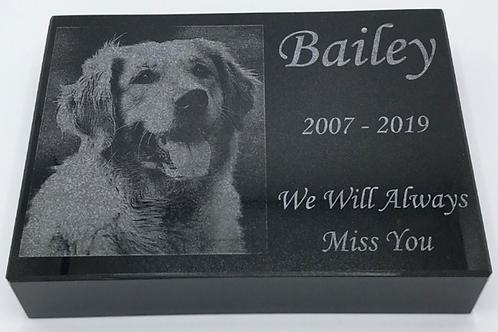 BM400 Granite Burial Marker