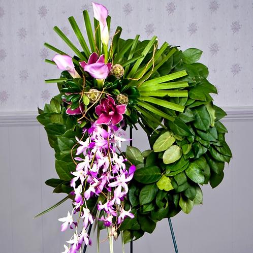 Heavenly Grace Wreath