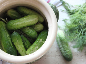 Refreshing Cucumber Salad Recipes