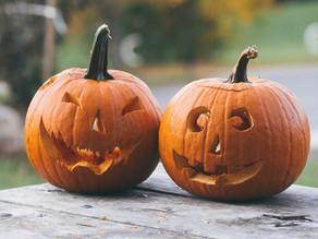 Healthy Halloween Ideas!