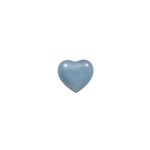 Arielle Heart - Light Blue