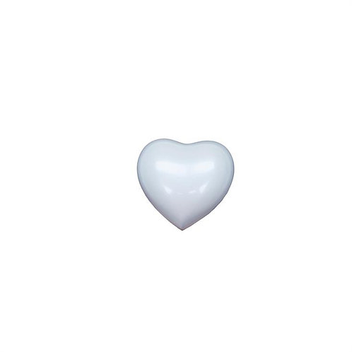 Arielle Heart - Ivory