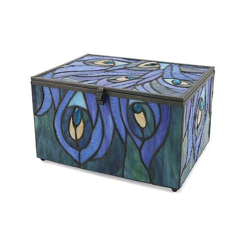 Peacock Memory Chest
