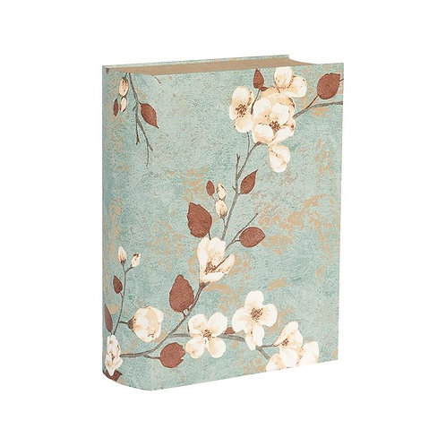 Urna de dispersión de flores de magnolia