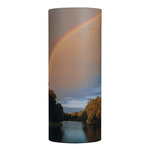 Rainbow Pond Scattering Tube
