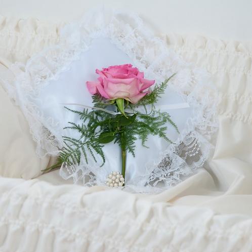 Almohada rosa