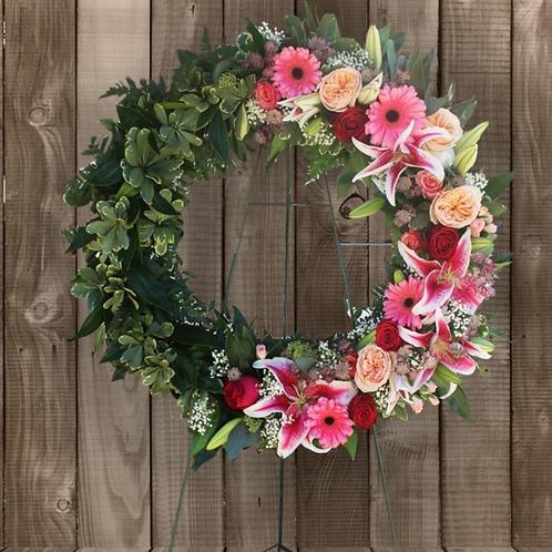 Lovely Lady Wreath