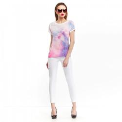 bluzka-z-laczonych-materialow-z-kwiecistym-nadrukiem-rozowa (1)
