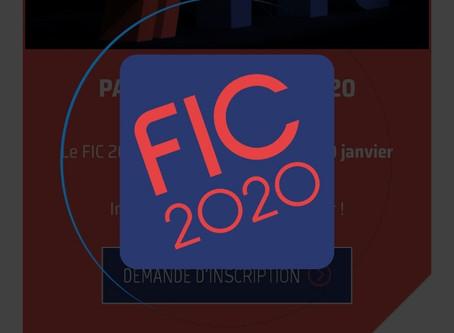 Forum International de la Cybersécurité à Lille - édition 2020