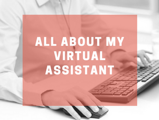 All about my Virtual Assistant: Ric
