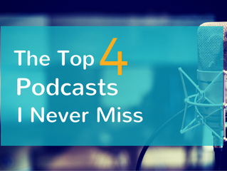 Four Business Podcasts I Never Miss