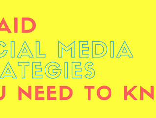 3 Paid Social Media Strategies You Need to Know