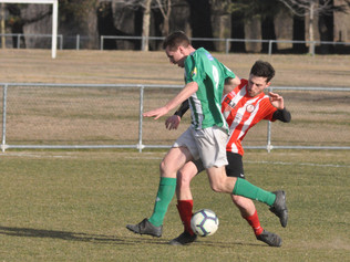 Barnies United back to form in A-Grade
