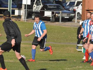 Barnies B-Grade derby ends in draw