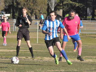 Rangers too good for CYMS rivals