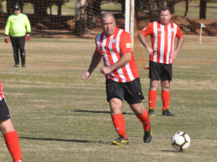 United too good  for CYMS Gold