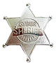 CyberSheriff - badge with no background.