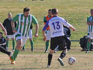 Brighouse secure draw in 'gritty' Cowra derby