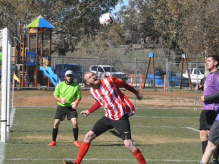 Wins for both Barnies B-Grade sides