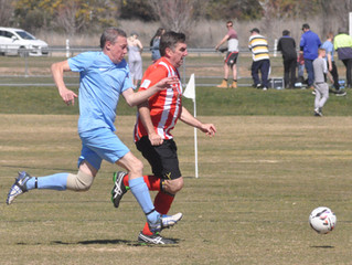 End of the season for two Barnies C-Grade sides
