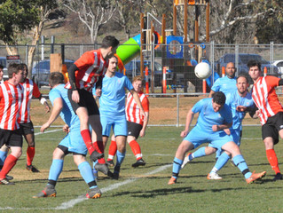 United scores solid win in A-Grade