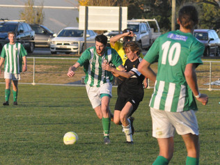 Strong win for A-Grade Barnies FC