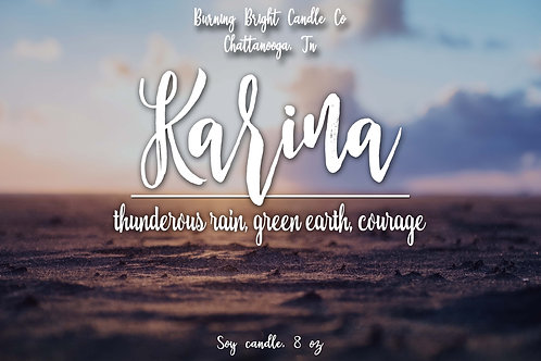 Karina - Inspired by A Song of Wraiths and Ruin